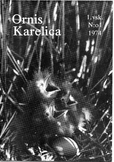 Ornis Karelica 1974