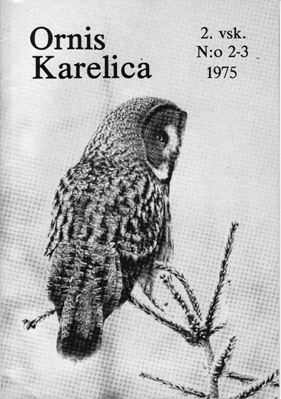 Ornis Karelica 1975-2