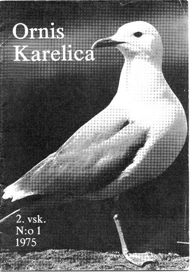 Ornis Karelica 1975-1