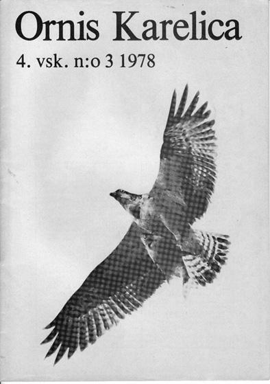 Ornis Karelica 1978-3