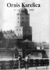 Ornis Karelica 1989