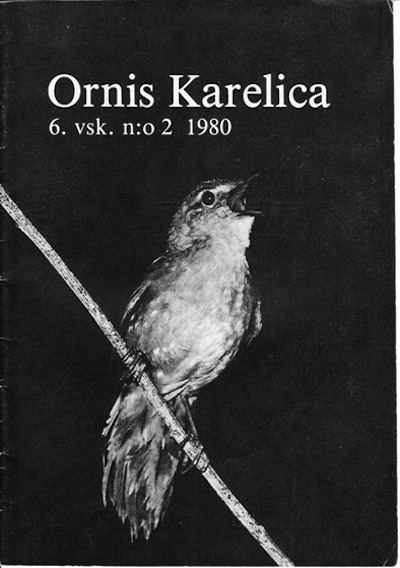 Ornis Karelica 2/1980
