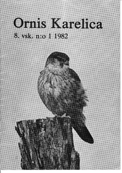 Ornis Karelica 1/1982