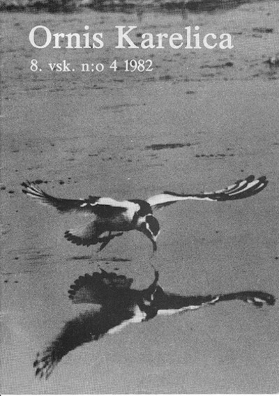 Ornis Karelica 4/1982