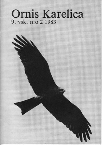 Ornis Karelica 2/1983