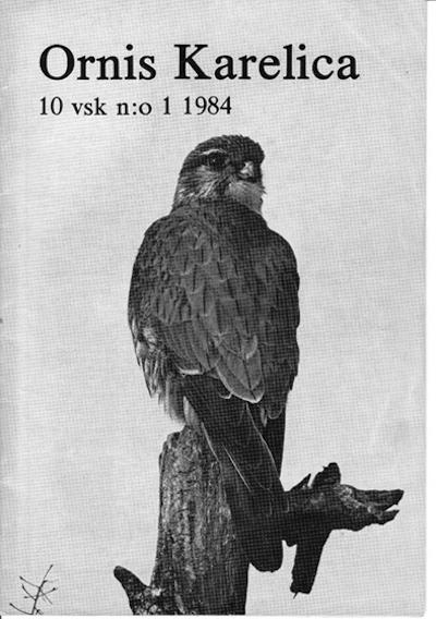 Ornis Karelica 1/1984