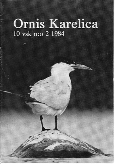 Ornis Karelica 2/1984
