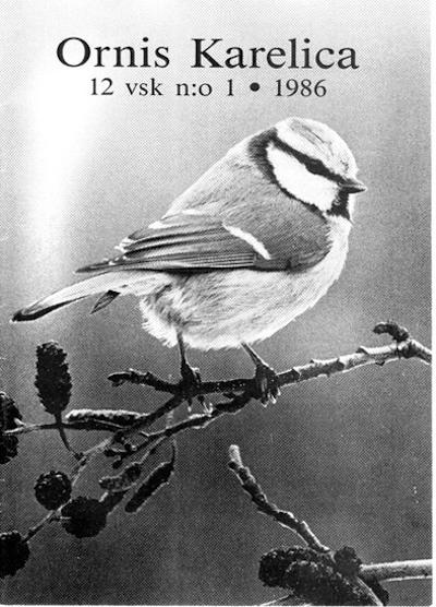Ornis Karelica 1/1986