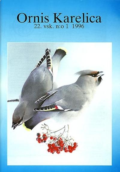 Ornis Karelica 1996
