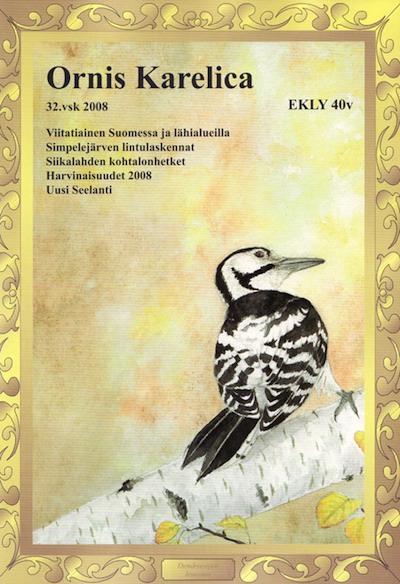 Ornis Karelica 2008